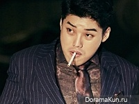 Kwon Hyuk Soo для The Celebrity October 2016