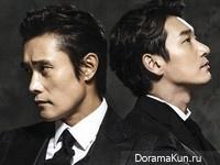 Jo Seung Woo, Lee Byung Hun для Cine21 Vol. 1030