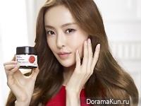 Lee Da Hee для Cosmetics 2016 CF