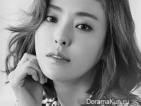 Lee Da Hee для SI 2016 S/S