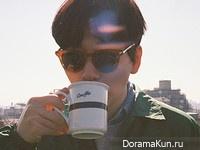 Lee Dong Hwi для Firs Look Vol. 105