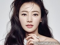 Lee El для Cosmopolitan April 2016