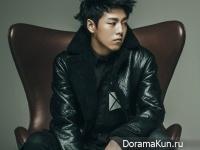 Lee Hyun Woo для K WAVE February 2016