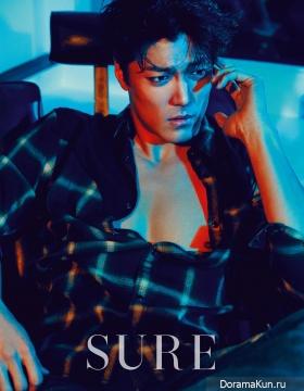 Lee Jae Yoon для SURE March 2016
