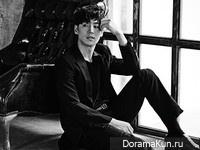 Lee Je Hoon для Elle May 2016