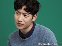 Lee Je Hoon для First Look Vol. 108