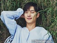 Lee Je Hoon для Singles July 2016