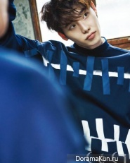 Lee Jong Suk для CeCi June 2016 Extra