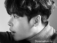 Lee Jong Suk для CeCi November 2016