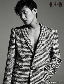 Lee Joon для The Celebrity January 2016