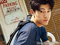 Lee Ki Woo для NYLON June 2016