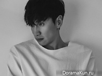 Lee Kwang Soo для InStyle August 2016