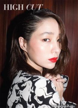 Lee Min Jung для High Cut Vol.167