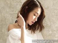 Lee Min Jung для SURE March 2016