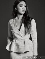 Lee Sung Kyung для Harper's Bazaar February 2016