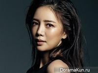 Lee Tae Im для SURE March 2016