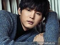 Lee Won Geun для InStyle November 2016