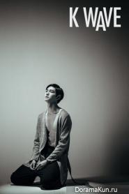 Lee Won Geun для K WAVE 2016
