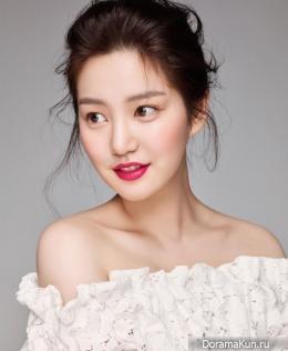 Lee Yoo Bi для Elle February 2016