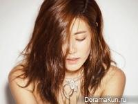 Lee Yoon Ji для Marie Claire July 2016