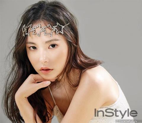 Min Hyo Rin для InStyle July 2016