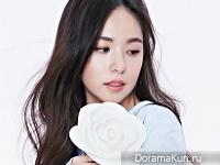 Min Hyo Rin для Samantha Thavasa 2016 CF
