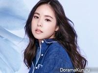 Min Hyo Rin для Samantha Thavasa S/S 2016
