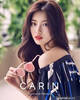 Miss A (Suzy) для Carin Summer 2016 CF