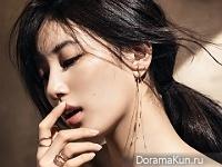 Suzy (Miss A) для Didier Dubot 2016 CF Extra