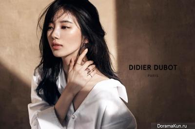 Miss A (Suzy) для Didier Dubot 2016 CF