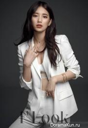 Miss A (Suzy) для First Look Vol. 107