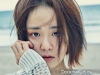 Moon Geun Young для Cosmopolitan March 2016 Extra