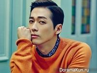 Nam Goong Min для SURE January 2016