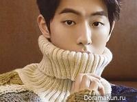 Nam Joo Hyuk для Grazia December 2015