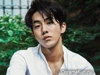 Nam Joo Hyuk для InStyle July 2016