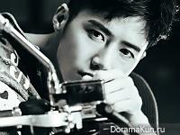 Oh Jong Hyuk для K WAVE December 2015