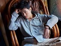 Oh Jung Se для The Celebrity 2016
