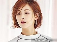 Oh Yeon Seo для Grazia June 2016 Extra