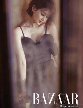 Oh Yeon Seo для Harper's Bazaar June 2016
