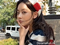 Oh Yeon Seo для InStyle November 2016