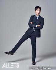 Park Bo Gum для Allets TNGT 2016 CF