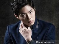 Park Bo Gum для Cine21 2015