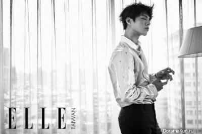 Park Bo Gum для Elle July 2016