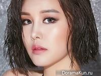 Park Eun Ji для SURE March 2016