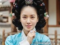 Park Joo Mi для Woman Central May 2016