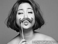 Park Na Rae, Yoo Jae Suk и др. для InStyle March 2016