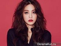Park Se Young для BNT International December 2015