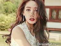 Park Shin Hye для Elle July 2016