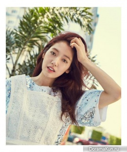 Park Shin Hye для Singles 2016