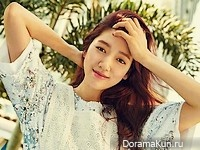 Park Shin Hye для Singles June 2016 Extra